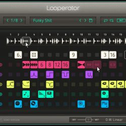 MNDN Sugar Bytes Looperator GUI Design Process Interaktionen