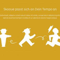 Skoove Website Illustration Berlin Mascot