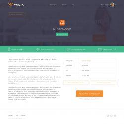 MNDN Voltu UI Design Campaign Details