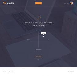 MNDN Voltu UI Design Onboarding XY Pad
