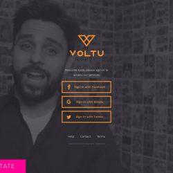 MNDN Voltu UI mood draft testimonial